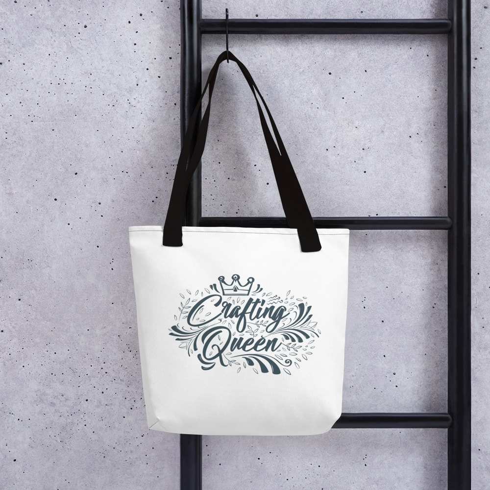 Crafting Queen – Tote bag